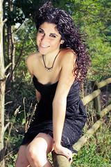 Tamara 05 (Dradise) Tags: portrait brown cute girl beautiful leather rock lady model nikon chica sweet retrato mona modelo stunning curl heavy guapa isla sesion studs cantabria morena pedrosa sesions impressedbeauty islapedrosa d3100 nikond3100