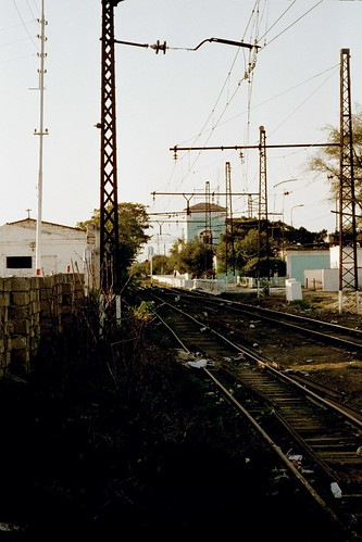 Tracks to the Ateşgah