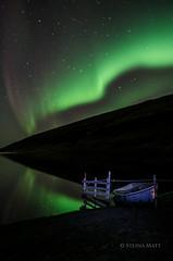 Haukadalsvatn I (SteinaMatt) Tags: matt lights iceland nikon 28 nikkor northern sland 1755 haukadalur steinunn norurljs steina vesturland dalir d7000 matthasdttir dalabygg