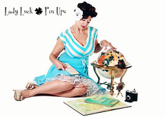 (Jennifer McCready Photography/Lady Luck Pin Ups) Tags: jennifermccreadyphotography karensorgemakeupartistry
