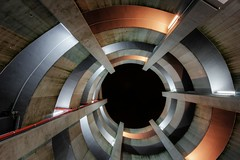 Concrete spiral (kiekmal) Tags: park car garage parking parkhaus defished tokinaaf1017mmf3545 atx107afdx