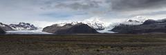 Skaftafell National Park (FrancoisBoucher) Tags: snow mountains photoshop iceland glacier land hdr route1 ringroad canonefs1022mmf3545usm skaftafellnationalpark photomatix jvegur hringvegur canon7d vatnajkullnationalpark