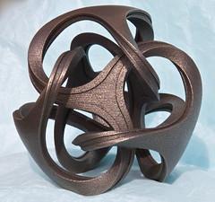 Ora (cskk) Tags: ora bathsheba grossman 3d printed metal print printer