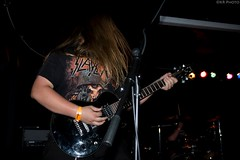 Wounded Remains @ The Space 3/1/12 (kaylarandolphphoto) Tags: