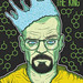 Poster Breaking Bad All Hail The King