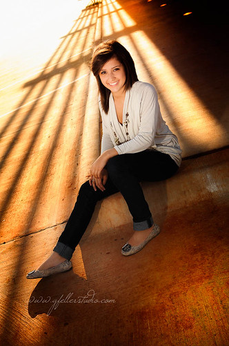 Classen Curve Senior Portrait in OKC