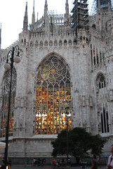 Catedral de Miln, Italia (Mart Vicente) Tags: de italia catedral miln