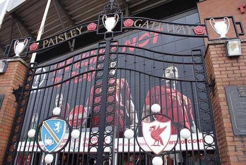 liverpool football gate anfield lfc bobpaisley