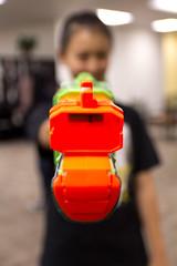 IMG_3471 (emilytchen) Tags: fall war gun nerf 2012 gauntlet lifegroup koinonia