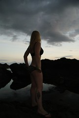 I call you to the rocks (cadvan3) Tags: ocean sunset portrait sky people woman hot colour reflection cute sexy feet beach nature wet water girl beautiful beauty weather rock tattoo lady female angel clouds reflections pose dark hair nude flow spain lowlight october rocks pretty waves darkness sundown arm underwear legs skin dusk sony picture sharon bum barefoot blonde tenerife wife alive blondie dslr volcanic lassie a330 swimwear damp edson rockpools racy sonya330 dragonista cadvan3 davidabedson sharonedson yahoo:yourpictures=reflections yahoo:yourpictures=yourbestphotoof2012 yahoo:yourpictures=duskdawn