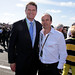 Premier Ted Baillieu and Australian Grand Prix Corporation CEO, Andrew Westacott