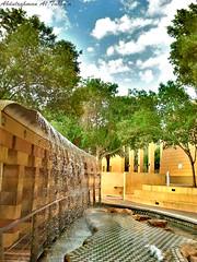 -     (Abdulrahman Tabba'a) Tags: park public museum waterfall king cloudy saudi arabia riyadh saudiarabia ksa abdulaziz