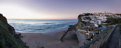 Azenhas do Mar II (MB*photo) Tags: ocean panorama praia beach portugal atlantic oceano panoramique atlantico atlantique azenhasdomar luscofusco wwwifmbch