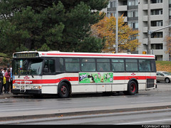 Toronto Transit Commission #7001 (vb5215's Transportation Gallery) Tags: toronto ttc 1996 v transit orion commission