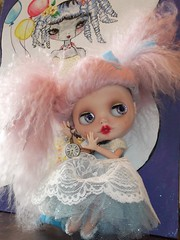 Mlle Mystique is coming to Blythecon Melbourne on the 10th Nov!
