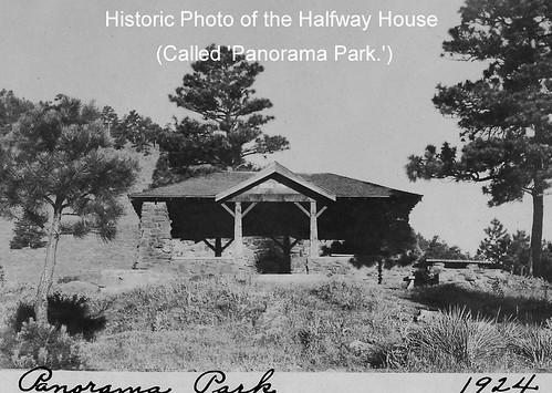 Photo - Historic photo of the Halfway House