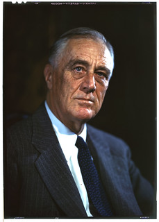From flickr.com/photos/54078784@N08/8145288140/: President Franklin Delano Roosevelt