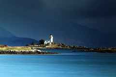 Eilean Sionnach Isleoransay (angus clyne) Tags: ocean blue autumn light lighthouse house mountain lake snow storm west skye fall water rain wall squall out island shower coast scotland boat ship shine wind time jetty tide hill north scottish wave blow spray glen beam sail loch isle sleet