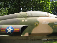 US fighter jet in Vietnam (mbphillips) Tags: saigon fareast southeastasia vietnam    asia     mbphillips canonixus400