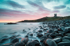 """Sunrise at Dunstanburgh Castle, Northumberland<br /><span style=""""font-size:0.8em;"""">This image is part of a photoshoot that is discussed in Ian Purves blog -  <a href=""""http://purves.net/?p=770"""" rel=""""nofollow"""">purves.net/?p=770</a><br />Title: Sunrise at Dunstanburgh Castle, Northumberland<br />Location: Dunstanburgh Castle, Northumberland, UK</span> • <a style=""""font-size:0.8em;"""" href=""""https://www.flickr.com/photos/21540187@N07/8349763310/"""" target=""""_blank"""">View on Flickr</a>"""