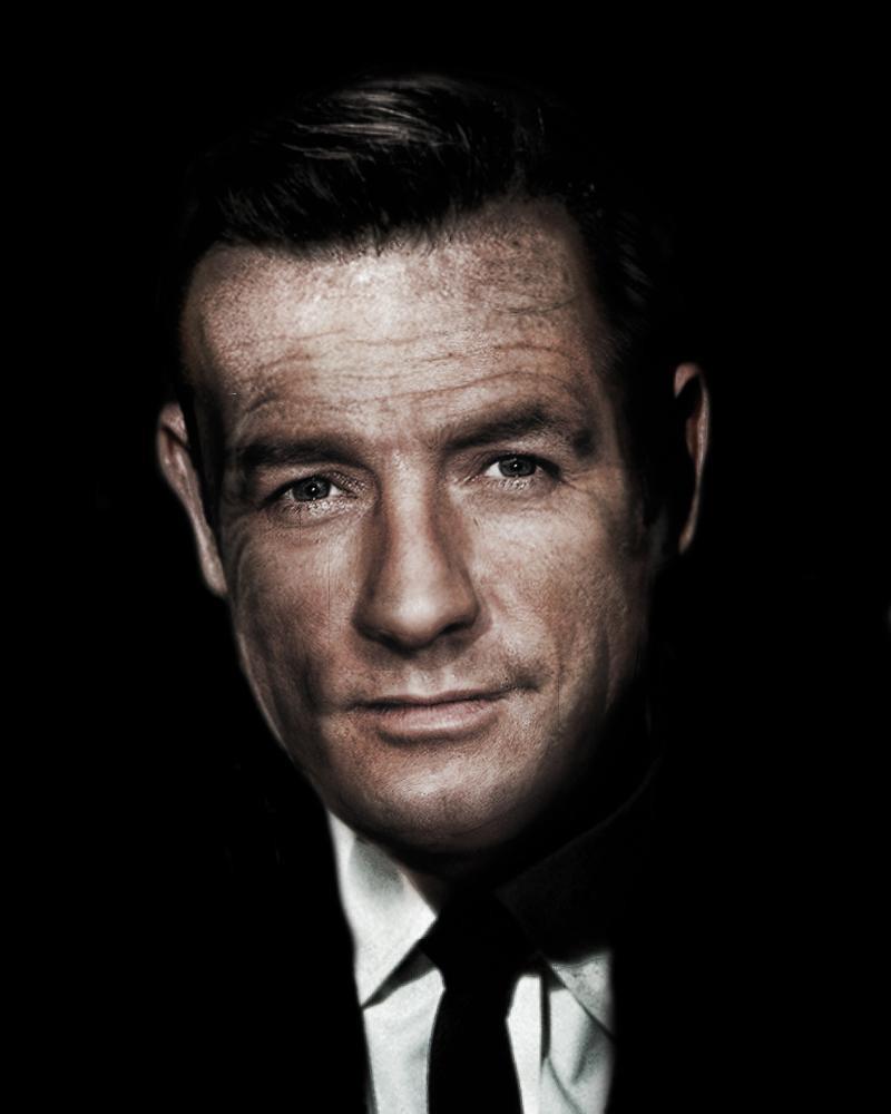 所有007 龐德演員的臉合成為一個會是什麼模樣?