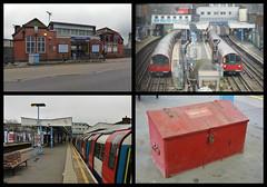 Neasden (stavioni) Tags: london electric train underground jubilee tube railway line metropolitan neasden