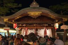 (GenJapan1986) Tags: japan night kyoto shrine  25mm    2013  zf2   distagont225