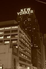 The New Yorker (Génial N) Tags: usa ny newyork america pentax manhattan newyorker nycity pentaxk01