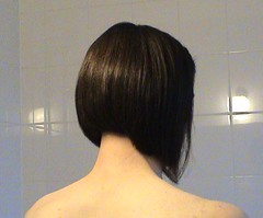 After 13-09-01 (boblinehair) Tags: bob aline nape undercut shavednape
