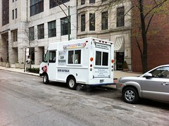 Mobile Library, Chicago, USA (BuonCuore) Tags: street food coffee car truck snacks van cart sales vending olsen concession grumman foodtruck stepvan streetsales