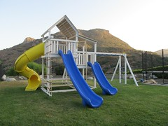 IMG_0510 (Swing Set Solutions) Tags: set play swings vinyl slide structure swing solutions playset polyvinyl