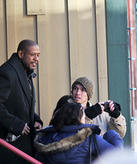 Forest Whitaker at sundance taking picture with a fan 2013 2 (houstonryan) Tags: park street city people film festival forest photography for utah day photographer shots ryan candid main january houston photograph celebrities sundance normal 20 3rd whitaker available freelance attendees licensing fesitvals goers attending 2013 licensure houstonryan