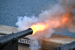 Noon Day Gun (albireo2006) Tags: wallpaper fire nikon gun shot background smoke salute battery malta boom historic cannon artillery bang fireball muzzle gunpowder noondaygun valletta gunfire gunsalute cannonfire salutingbattery 32pdr nikond3100 32pdrbreechloadinggun