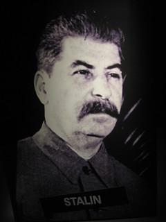 From flickr.com/photos/24683614@N08/8401681543/: Stalin