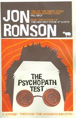 Jon Ronson, The Psychopath Test