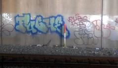 Fugue (walknboston) Tags: boston ma graffiti tag spraypaint rb fugue zube
