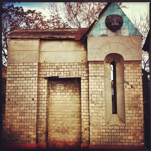 #таганрог #музей #стена #барельеф #лев