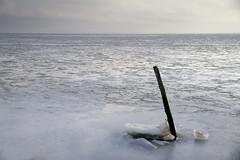 Markermeer (PeterWdeK) Tags: winter ice nederland marken ijs markermeer kruien