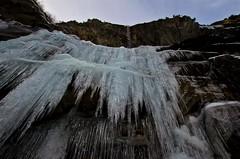 CASCATA (Lace1952) Tags: piemonte acqua ghiaccio basso cascata vco ossola valleantrona nikkor18300vr nikond7000 lagodantrona