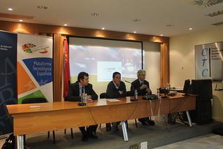 20130129 Murcia Financiación Eureka y Eurostars