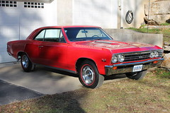 """1967 Chevelle SS 396 4 Speed • <a style=""""font-size:0.8em;"""" href=""""http://www.flickr.com/photos/85572005@N00/8445153504/"""" target=""""_blank"""">View on Flickr</a>"""