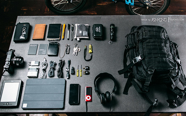 travel fuji ipod edc whatsinmybag organized everydaycarry ipad kindle xe1