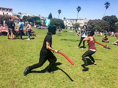IMG_1227 (khwken) Tags: axion sword swordsmanship fitness cardio martial arts detox sf doreles foam foamsword
