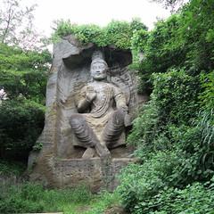 Buddhist_Relief_Sculpture (Akira NEMOTO) Tags: sculpture mountain japan relief kanagawa takatori buddihist