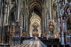 Stephansdom - Wien (Txulalai) Tags: wien vienna viena austria catedral cathedral stephansdom sanesteban iglesia church arquitectura monumento sony sonyilce6000 sonya6000 sonyalpha6000 gtico