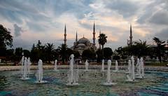 Sultan Ahmed Mosque Istanbul, Turkey (zaid_alwttar) Tags: turkey sultan ahmed mosque istanbul