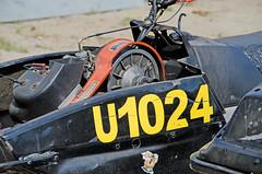 drag058 (minitmoog) Tags: dragrace grass dragracing sleds snowmobiles skoter veteran vintage lycksele