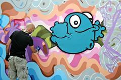 Edorath (And Nol), Upfest 2016 (8333696) Tags: edorath nol graffiti street art urban graff spray paint spraypaint stencil stencilart stencilgraffiti artist streetart ukstreetart upfest2016 upfest 2016 bristol bedminster festival jam