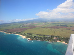 ku'au (1600 Squirrels) Tags: 1600squirrels photo 5dii lenstagged canon24105f4 throughglass aerial airliner haleakala eastmaui maui mauicounty hawaii usa