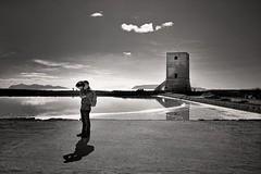 Photographer (TamaraBRB) Tags: photographer trapani sicilia sicily saline sale